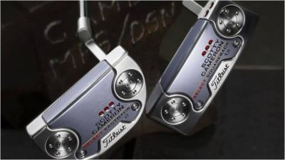 Scotty Cameron��s new Select Fastback 2 and Squareback 1.5 putters