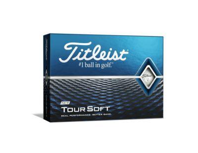The NEW Titleist Tour Soft
