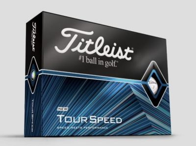 Titleist Tour Speed golf ball - Start Pre Booking from us at V K Golf Now!!!