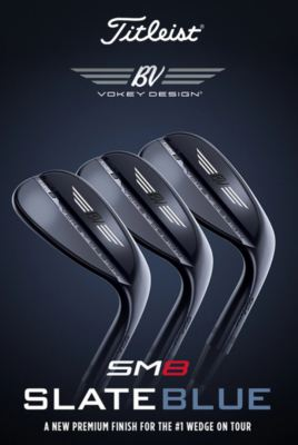 Limited Edition SM8 Slate Blue wedges