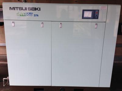 Mitsui Seiki Oil Free Inverter Type Air Compressor