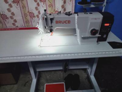 BRUCE R2 HI SPEED LOCKSTITCH INDUSTRIAL AUTOMATIK SEWING MACHINE