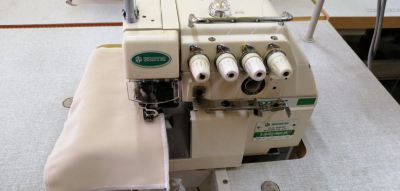 Second Hand Zoje Overlock Sewing Machine