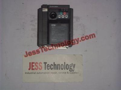 FRD740036EC - JESS รับซ่อม MITSUBISHI FREQROL-D700 INVERTER  ในเขต อมตะซิตี้ ชลบุรี ร&#