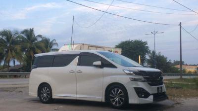 vellfire rental long term malaysia