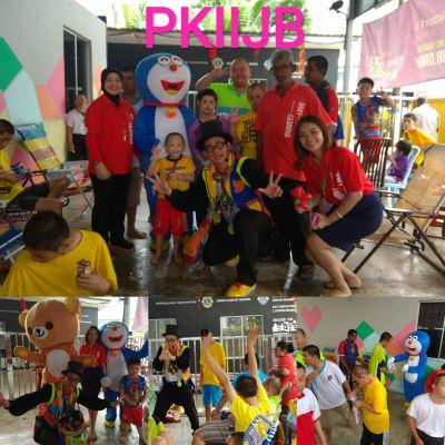 Community Care Charity Project at Pertubuhan Kebajikan Insan Istimewa Johor Bahru