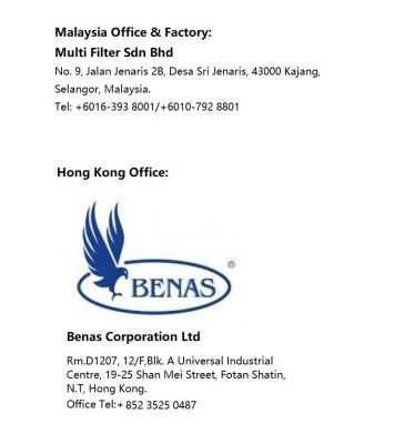Benas Corporation Ltd
