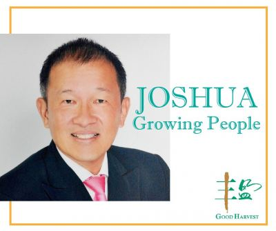 Joshua shares with Good Harvest Media on how to Be Exclusive and Be Inclusive