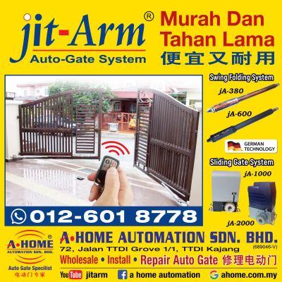 jit-Arm AUTO GATE
