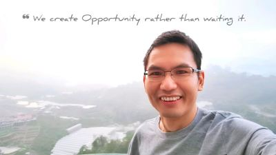 Wait or Create of Opportunity ?