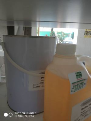 High Great epoxy coating waterproofing