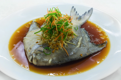 �������� Steam Chinese Pomfret