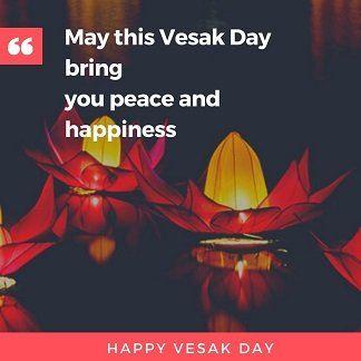 Happy Vesak Day 2020