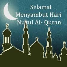 Selamat Hari Nurul Al-Quran 2020