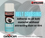 To prevent belt cracking