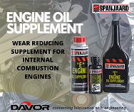 Improves oil pressure without clogging the filter and oil ways