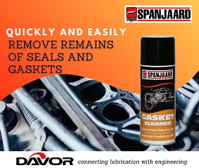 Quickly and easily remove remains of seals and gaskets