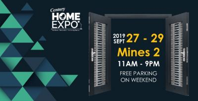 27th - 29th September 2019 Exhibition At Mines 2 (Century Home Expo)