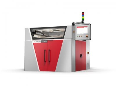 voxeljet and Its Partners Present New Additive Mass Manufacturing Technology