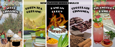 WOW, New Flavoe Series Coming Soon.