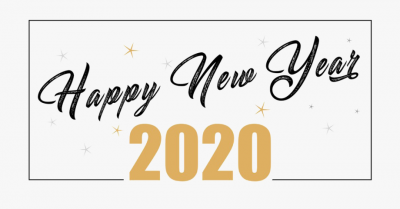 New Year 2020!