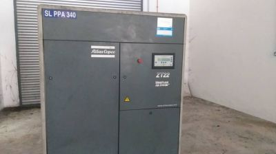 Atlas Copco ZT22 Oil Free Compressor Rental & Sale
