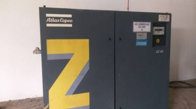 Atlas Copco ZT37 Oil Free Compressor Rental & Sale