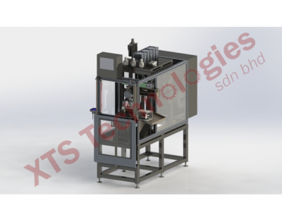 Bush Inserting Machines by XTS Technologies