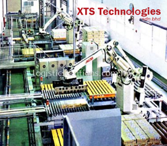Packaging system by XTS Technologies 📦📦📦