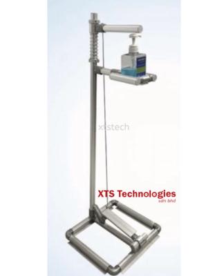 Karakuri系统的脚压消毒器