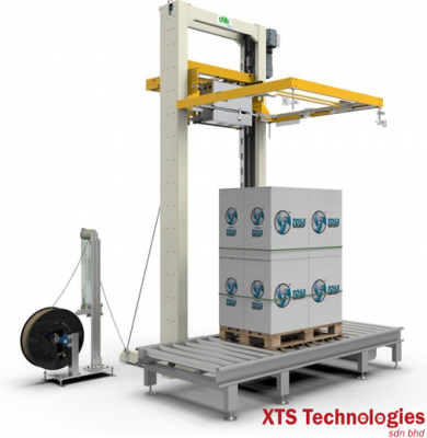 Strapping Machines (Malaysia, Australia, New Zealand)