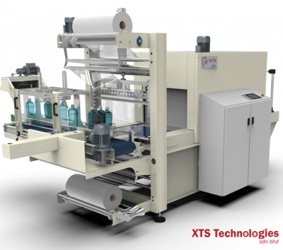 Shrink Wrapping Machines by XTS Technologies