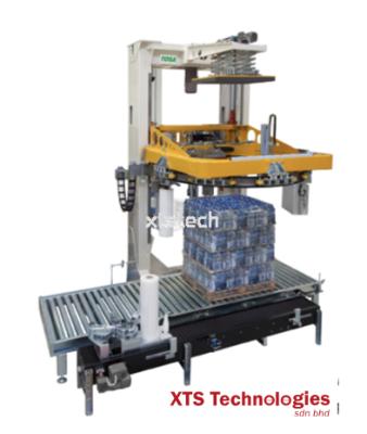 Mesin Pembungkus Automatik Standard
