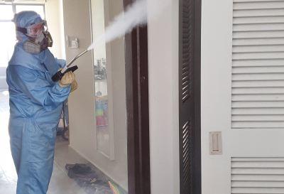 Virus Disinfection Service