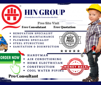 Are You Looking For Home/Building Specialist In KL Or Selangor ?