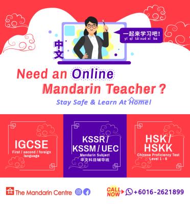 Online Learn Mandarin