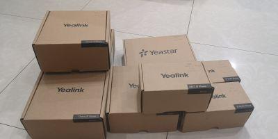 Yealink W56H_W60P_SIP-T34W_Yeastar S20 IP PBX System