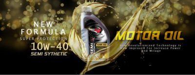 New Formula Motor Oil