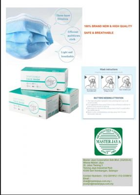 NEW PRODUCTS FOR COVID-19 PREVENTION