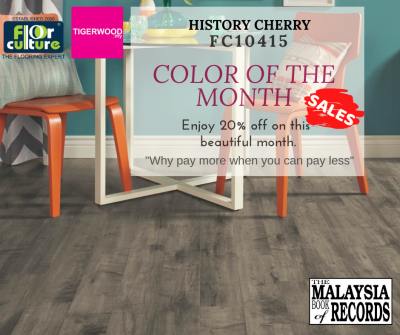 Color of The Month (MAY 2019)