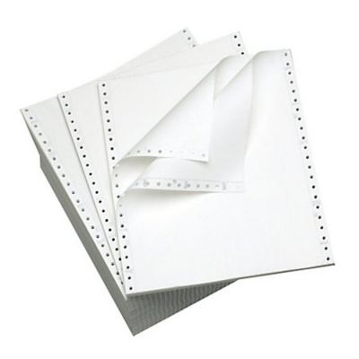 Computer Forms 9.5' x 11' 4-ply NCR ( white )