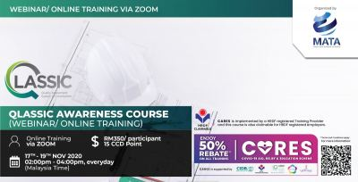 3 Days - Qlassic Awareness Online Training