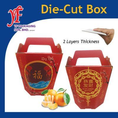 Die-cut Box 33