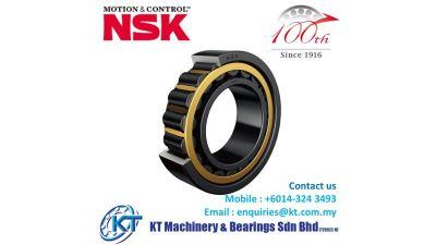 NSK bearing in Motion