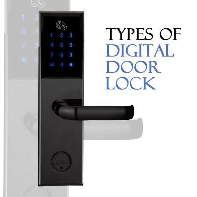 Types of Digital Door Locks