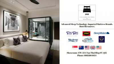 TLS-ASIA opens mattress gallery in Vietnam this July 2020 with 6 Major Bedding Brands