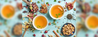 CHOOSING THE RIGHT TEA FOR YOURSELF