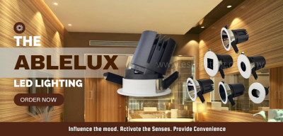 ABLELUX RECESSED SPOT DOWNLIGHT