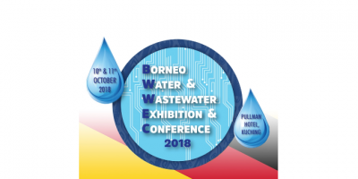 Borneo Water & Wastewater Exhibition & Conference 2018