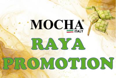MOCHA SALE